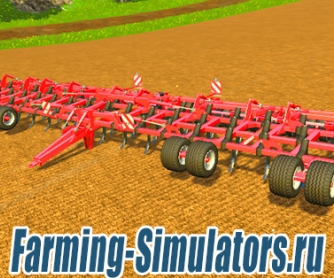 Культиватор «Horsch Tiger 15LT» v1.1 для Farming Simulator 2015 - скриншот