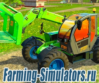Погрузчик «Storti Agrimax» v1.0 для Farming Simulator 2015 - скриншот