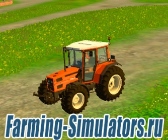 Трактор «Same Explorer 90» v1.0 для Farming Simulator 2015 - скриншот