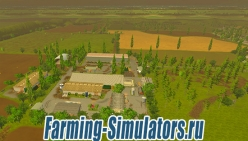 Карта «Big slovac country» v2 для Farming Simulator 2015 - скриншот