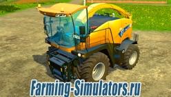 Комбайн «New Holland FR9090»  для Farming Simulator 2015 - скриншот