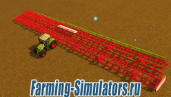 Культиватор «Horsch grubber 50m cultivator/plow» v1.0 для Farming Simulator 2015 - скриншот