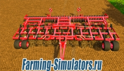 Культиватор «Horsch Tiger Multiplough» v1.0 для Farming Simulator 2015 - скриншот