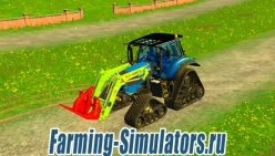 Лесо-погрузчик «Bergziege 16.540 FL» v1.0 для Farming Simulator 2015 - скриншот