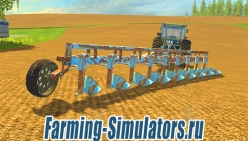 Плуг «ПЛН 9.35»  для Farming Simulator 2015 - скриншот