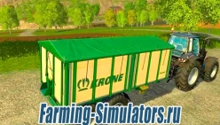 Прицеп «Krone Emsland TKD 302» v1.0 для Farming Simulator 2015 - скриншот