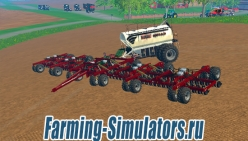 Сеялка «Bourgault IAD600» v2.0 для Farming Simulator 2015 - скриншот