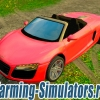 Автомобиль «Audi R8 V10 Spyder» v1.0 для Farming Simulator 2015 - скриншот