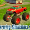 Автомобиль «Monster Truck» v1.0 для Farming Simulator 2015 - скриншот
