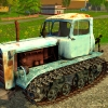 Бульдозер «ДТ Казахстан DT 75m» v2.2 для Farming Simulator 2015 - скриншот