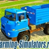 Грузовик «IFA l60 Conow» v1.0 для Farming Simulator 2015 - скриншот