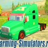 Грузовик «Kenworth KT2000» v1.0 для Farming Simulator 2015 - скриншот