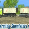 Грузовик «MAN Fliegl Spreader» v1.0 для Farming Simulator 2015 - скриншот