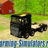 Грузовик «Volvo FH 8×8» v1.0 для Farming Simulator 2015 - скриншот