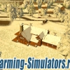 Карта «BjornHolm Winter»  для Farming Simulator 2015 - скриншот