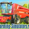 Комбайн «Case IH Axial Flow 7130 S» v1.2 для Farming Simulator 2015 - скриншот