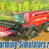 Комбайн «Case IH Axial-Flow 9230» v1.0 для Farming Simulator 2015 - скриншот