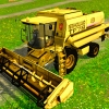 Комбайн «New Holland TF78» v1.1 для Farming Simulator 2015 - скриншот