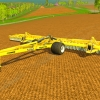 Культиватор «Lemken Grubbergigant 2015 15m» v1.2 для Farming Simulator 2015 - скриншот