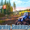 Мод «Engine Braking Effect» v1.1 для Farming Simulator 2015 - скриншот