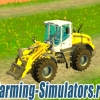 Погрузчик «Liebherr L538 AWS» v1.0 для Farming Simulator 2015 - скриншот
