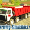 Самосвал «МАЗ МЗКТ-65152» v2 для Farming Simulator 2015 - скриншот