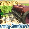 Сеялка «СЗТ 3,6»  для Farming Simulator 2015 - скриншот