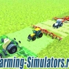 Следуй за мной «Follow me» v2.1.0 для Farming Simulator 2015 - скриншот