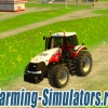 Трактор «Case IH Magnum 340» v1.2 для Farming Simulator 2015 - скриншот