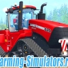 Трактор «Case ih quadtrac 620»  для Farming Simulator 2015 - скриншот