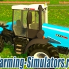 Трактор «ХТЗ 17222» v2.0 для Farming Simulator 2015 - скриншот