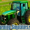 Трактор «John Deere 6810» v1.1 для Farming Simulator 2015 - скриншот