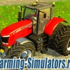 Трактор «Massey Ferguson 7622» v1.0 для Farming Simulator 2015 - скриншот