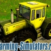 Трактор «Mercedes Benz MB Trac 1800 Intercooler» v1.0 для Farming Simulator 2015 - скриншот