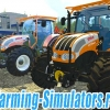 Трактор «Steyr 4115» multipack для Farming Simulator 2015 - скриншот