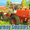 Трактор «Т 150 К»  для Farming Simulator 2015 - скриншот