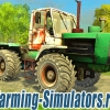 Трактор «Т-150К»  для Farming Simulator 2015 - скриншот