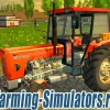 Трактор «Ursus C 360» v2.0 для Farming Simulator 2015 - скриншот