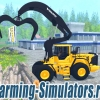 Трактор «Volvo L180H HL» V 1.0  для Farming Simulator 2015 - скриншот