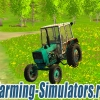 Трактор «ЮМЗ 16 KL»  для Farming Simulator 2015 - скриншот